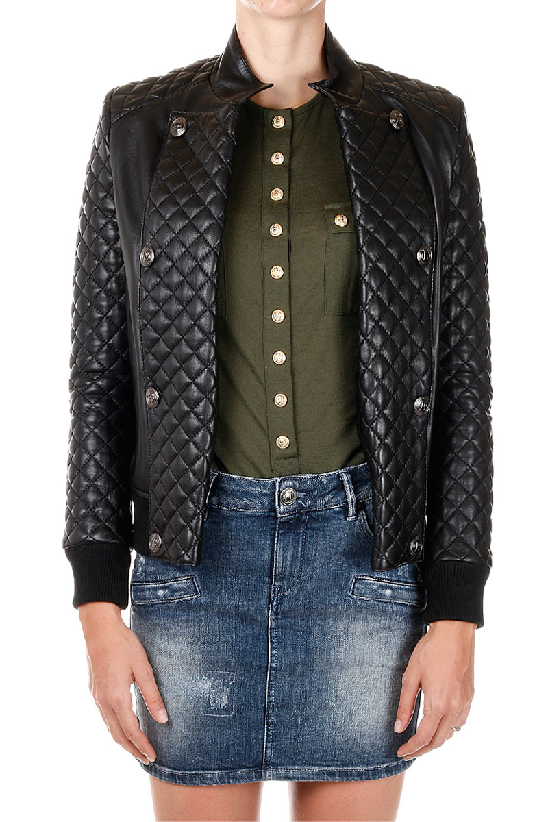 Find balmain leather jackets at ShopStyle. Shop the latest collection of balmain leather jackets from the most popular stores - all in one place.