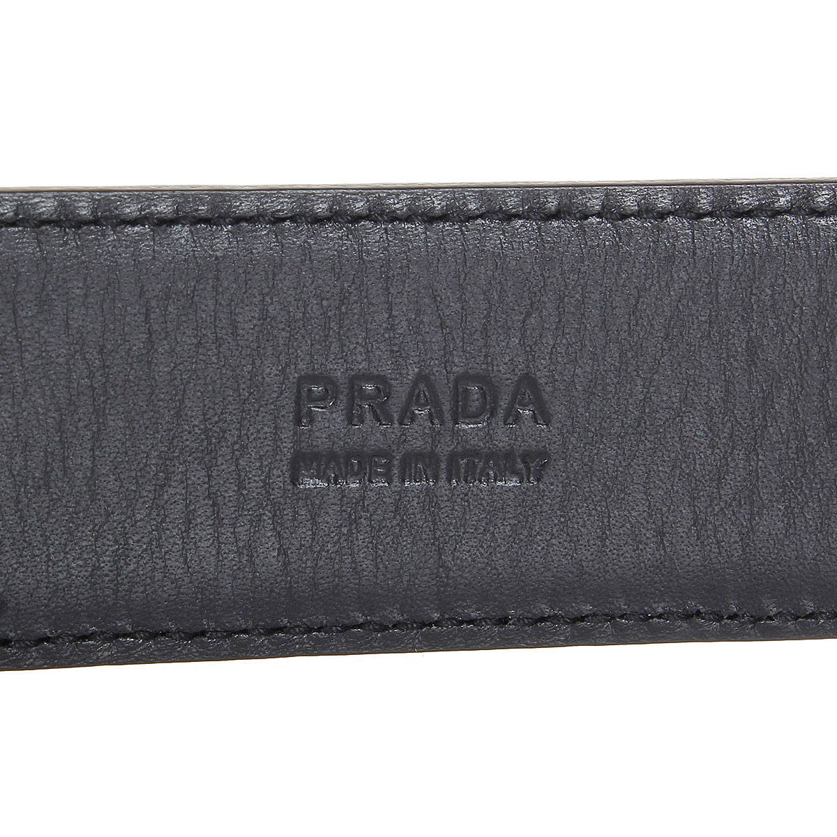 Prada Women Patent Leather Belt - Spence Outlet