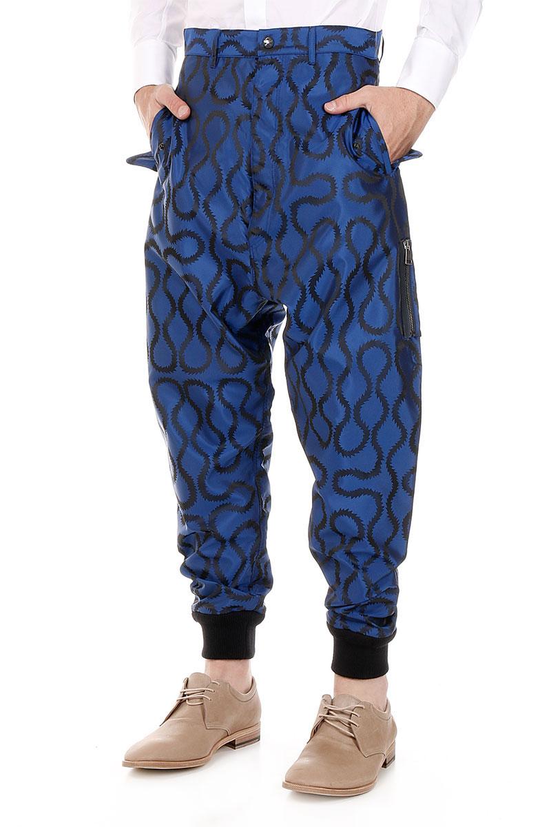 Vivienne Westwood Laukut : Vivienne westwood man printed low crotch trousers made in
